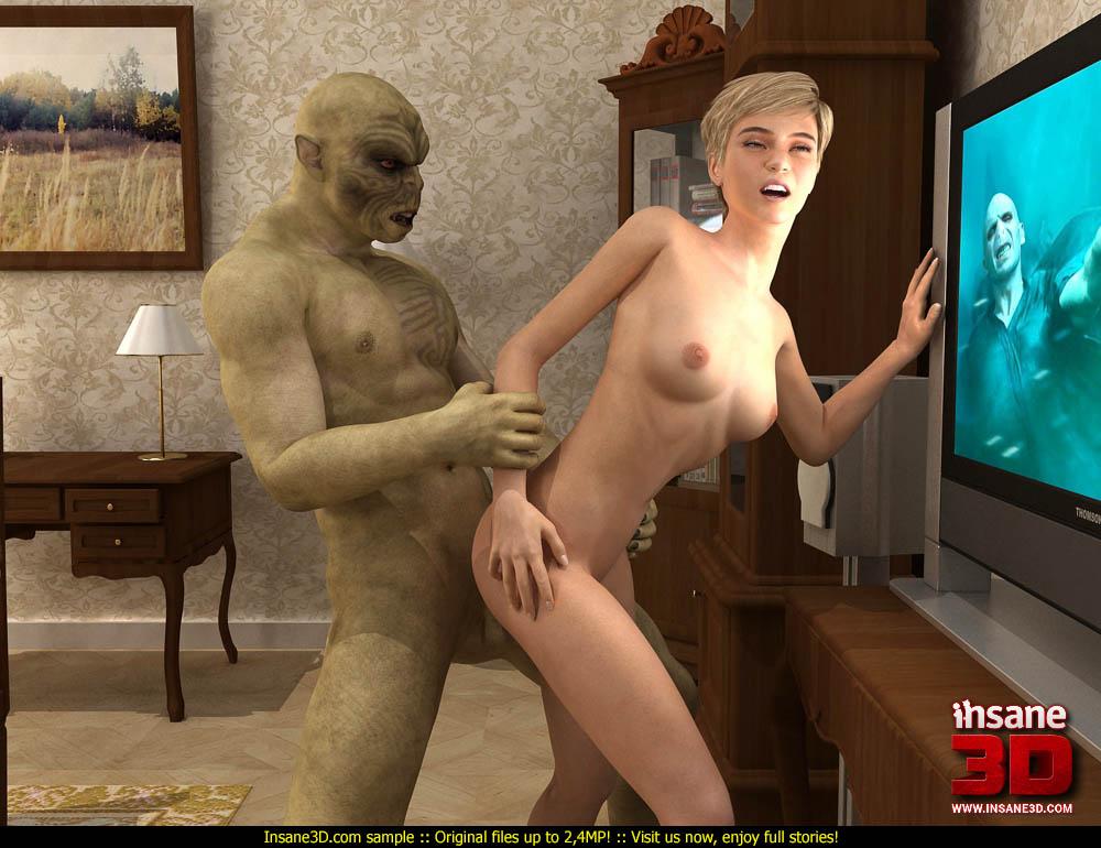 3d celebrity porn